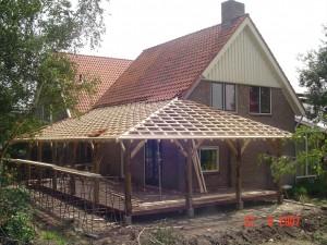 Aanbouw en uitbouw maken daktechniek garant